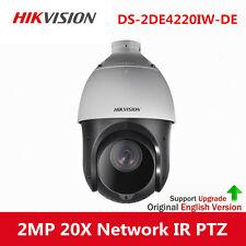 Hikvision DS-2DE4220IW-DE 2MP PTZ Network IP Camera P2P H.265 Onvif IR 100m