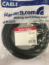 Startech DISPLPORT25L 25 ft DisplayPort Cable with Latches M/M A/V 25ft