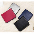 Mini Women Lady Genuine Leather Wallet Bag Case Clutch Card Holder Coin Purse