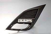 3 Function DRL Fog Light Cover for Mazda 3 Mazda3 2010-2012