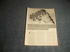 1984 Ford 429 460 Trick Flow Specialties Cylinder Head Vintage Info Article