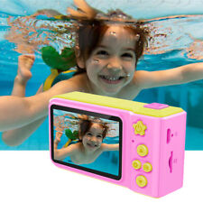 "Waterproof Children Kids Digital HD 2"" 2MP Camera Recorder Photo Gifts + SD Card"