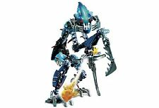 Lego 8916 Bionicle Mahri Nui Barraki Takadox robot complet de 2007 -N23