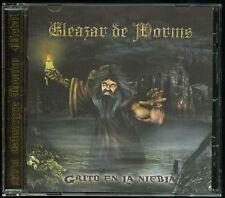 Eleazar De Worms Grito En La Niebla CD new Spanish Metal reissue of 1988