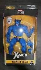 Marvel Legends Beast - New in Box - Blue Beast Caliban BAF wave