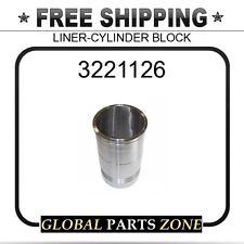 3221126 - LINER-CYLINDER BLOCK  for Caterpillar (CAT)