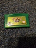 Pokemon: Leaf Green Version (GameBoy Advance GBA)!