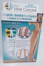 Ideal Conceal Instant Body Makeup Cream Enhancer Light /Medium