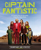 Captain Fantastic (2016, DVD New)