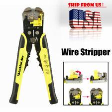 Automatic Wire Striper Cutter Stripper Crimper Pliers Professional Terminal Tool