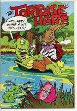 Tortoise and the Hare #1 Last Gasp Hallgren O'Neill London 1971 Fine+