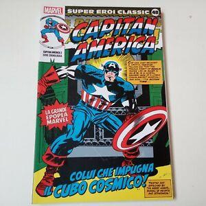 Fumetto Capitan America 3 - 48 Panini Marvel Colui che Impugna 2018 Nuovo