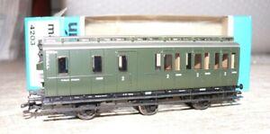 G21  Märklin 4203 Abteilwagen 2. Klasse Traglasten DB