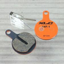 XLC BP-O33 Bremsbelag organisch - für TEKTRO LYRA Scheibenbremse