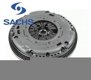 FOR VAG AUDI SKODA SEAT VW TDI CLUTCH & DUAL MASS FLYWHEEL SACHS 3000 951 790