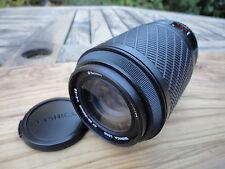Raro Yashica 80-200 mm 1:4 .0 AF Zoom lente de enfoque automático Kyocera Contax 35 mm SLR de película