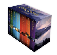 Harry Potter Complete Collection Book Box - Choose from List