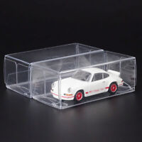 20pcs Clear Display Box Plastic PVC Show Case For Diecast Model Toy Car Package