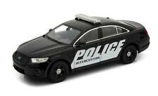 Ford Interceptor Police 1/24 Welly