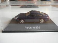 Schuco Porsche 996 in Purple on 1:43 in Box