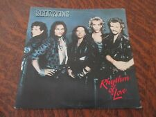 45 tours SCORPIONS rhythm of love
