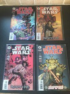 Star Wars. Dark Horse comic bundle.