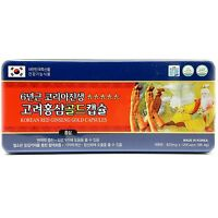 6Years Korean Red Ginseng Roots Extract Capsules_820mg x 120 Tablets(98.4g)