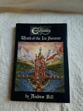 ENCHANTICA #1 ~ BILL ANDREW ~ WRATH OF THE ICE SORCERER ~ ILLUSTRATED ~ HC