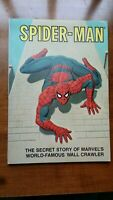 Marvels Spiderman Secret Story. #1 TPB IDEALS  1981 very good condition