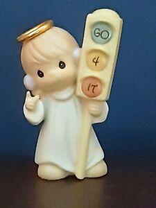 Precious Moments Figurine - Go 4 It - 649538 - Little Moments