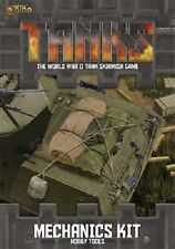 TANKS33 - MECHANICS KIT HOBBY TOOLS - TANKS WORLD WAR TWO SKIRMISH GAME