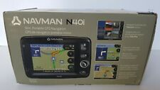 Navman N40i Slim, Portable GPS Navigation with Accessories Bundle. Tested.