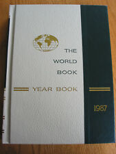 The World Book Year Book Encyclopedia 1987 Review of Events
