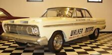 """""""Ohio George"""" Montgomery 1964 Comet 1/25th scale model car decal"""