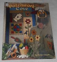 Patchwork Cove Leisure Arts Leaflet Wallhanging Doll Quilt Applique Shirt Garden