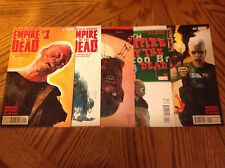 Empire of the Dead Act One - #1-5 Set