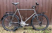 1982 Tom Ritchey McKinley Fillet Brazed Vintage Mountain Bike Touring Bike