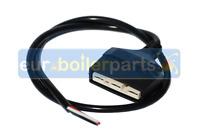 Baxi Platinum 2 28GA 33GA & 40GA Diverter Valve Actuator Motor WIRE ONLY 5132452