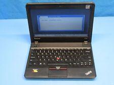 "Lenovo ThinkPad X131e 11.6"" Laptop/Netbook AMD E-Series 1.7GHz 320GB HDD 2GB RAM"