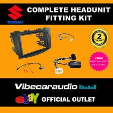 CTKSZ02 Stereo Double Din Stereo Fitting Kit For Suzuki Swift 2011> Onwards