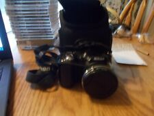 NIKON COOLPIX L100  15X LENS WITH CASE
