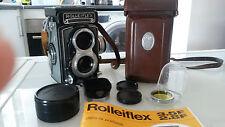 Rolleiflex Tessar 75mm f3.5 en excellent état