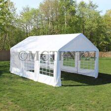 Partyzelt Festzelt Pavillon PE 3x6m 6x3m Gartenzelt Zelt Vereinszelt Bierzelt