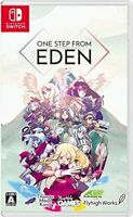 (JAPAN) Nintendo Switch video game - ONE STEP FROM EDEN - Switch