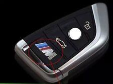 1x BMW M Performance 3D Alu Logo Schriftzug Emblem Schlüssel Sticker M3 M4 M5 M6