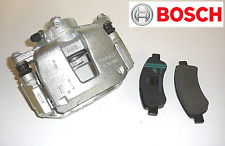 Fiat Ducato Boxer Relay Rear Right Brake Caliper Pads Carrier New Bosch 77364133