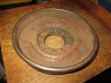 Harley Knucklehead U EARLY Stamped Brake Drum 44113-36