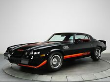 1978 Chevy Camero Z28 ( side )  24 x 36 Poster