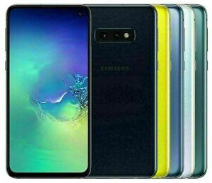 "Samsung Galaxy S10e G970FD Dual Sim Black 6/128GB 5.8"" Octa-core Phone by Fed-ex"