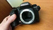 Pentax K K-7 14.6MP Fotocamera Reflex Digitale-Nero (Solo Corpo)